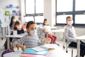 COVID Rapid Antigen Testing: Keeping Asymptomatic Kids in School